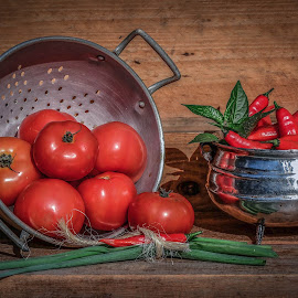Spicy sauce by Margareth Perfoncio - Food & Drink Fruits & Vegetables ( still life, tomatoes, sauce )