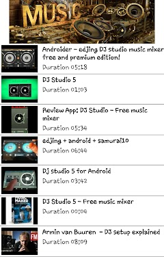 Best android apps for cross fader - AndroidMeta