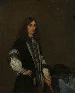 RIJKS: Gerard ter Borch (II): painting 1670