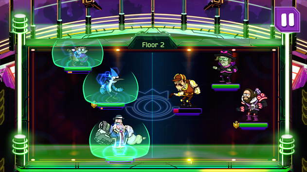 Grudgeball apk screenshot