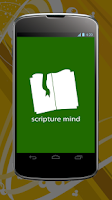 Screenshot of Scripture Mind
