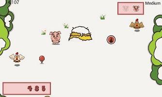 Screenshot of Tilt the Pig