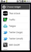 Screenshot of Thai o' clock
