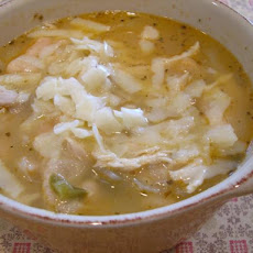 Jason's White Chicken Chili