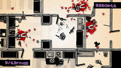 Hotline Miami coming to the PS4