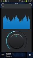 Screenshot of Music Player TTSPod