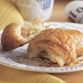 Mushroom Cheese Croissant Recipes