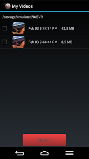 App Background Video Recorder APK for Windows Phone
