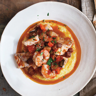 Bacon-Infused Carolina Fish Muddle