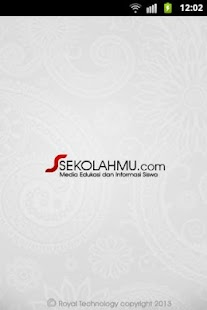 sekolahmu - screenshot