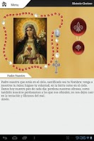 Screenshot of Holy Rosary
