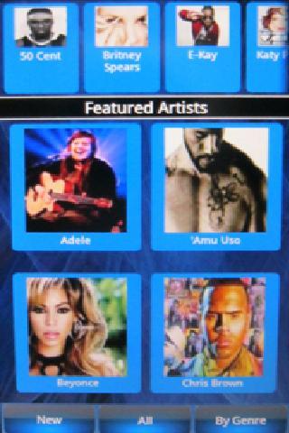 CollabOoO Music Promo App