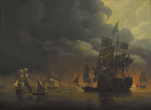 RIJKS: Nicolaas Baur: painting 1818