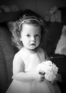 flower girls wedding flowers