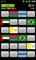 Screenshot of World Flags Quiz & Puzzle