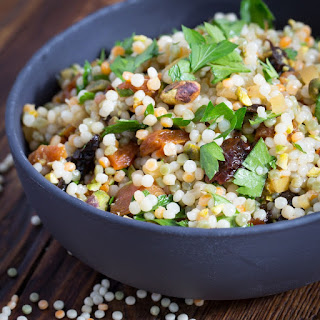 Israeli Couscous With Dried Fruit Recipes