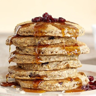 Dried Cranberry Pancake Recipes