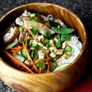 Rice Noodles Peanuts Cilantro Lime Recipes