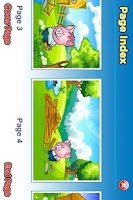 Screenshot of StoryChimes Three Little Pigs