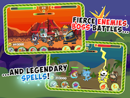 Screenshot of Tree Fortress 2 - TD Game