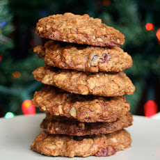 Grandma's Oatmeal Icebox Cookies