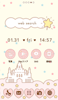 Screenshot of Cute wallpaper★Fancy Fairyland
