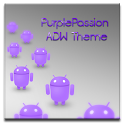 ADW Theme Purple Passion icon