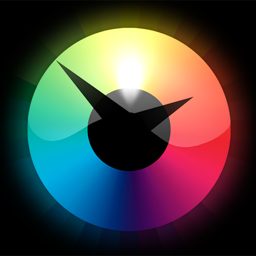 Rainbow Clock Pro 個人化 App LOGO-APP試玩