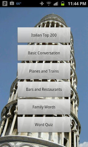 Easy Italian Language Learning