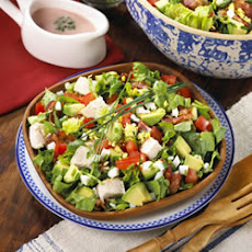 Simple Summer Cobb Salad