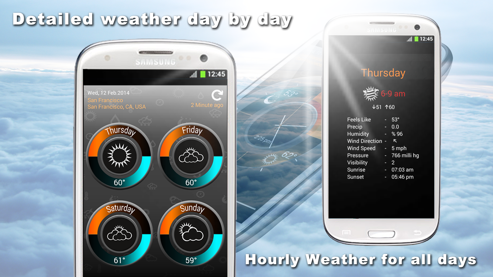 Weather Clock Screenshot 13