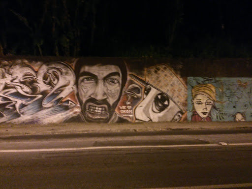 Graffiti Martin Luther