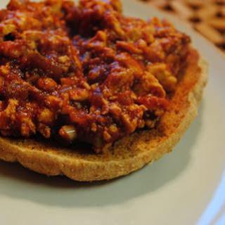 Vegetarian Sloppy Joes Soy Crumbles Recipes
