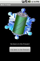 Screenshot of Beer Freeze