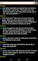 Screenshot of Bible+Diary