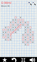 Screenshot of Mega Tic Tac Toe Online