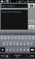 Screenshot of Czech for Perfect Keyboard