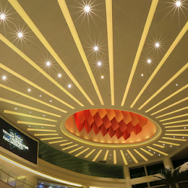 BayWalk's Sunshine by Joshua Sujasin - Buildings & Architecture Other Interior ( interior, public spaces, ceiling, main lobby, mall )