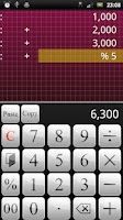 Screenshot of Calculator Calzo Free No Ads