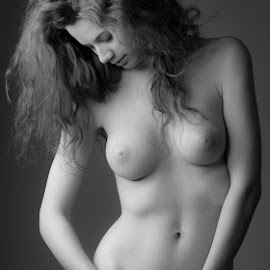 Ana by Matthew Haines - Nudes & Boudoir Artistic Nude