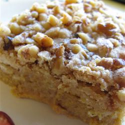 Dump Cake Using Pumpkin