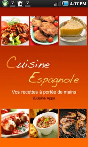 iCuisine Espagnole