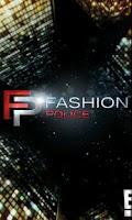 Screenshot of Fashion Police
