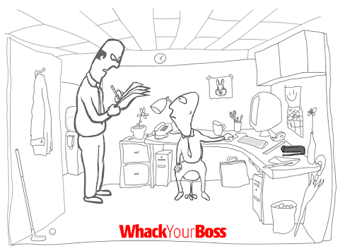 Whack Your Boss 27 apk screenshot
