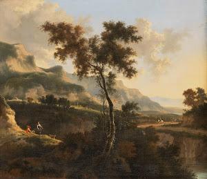 RIJKS: Jan Hackaert: painting 1685