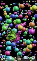 Screenshot of Paintballs 3D Live Wallpaper