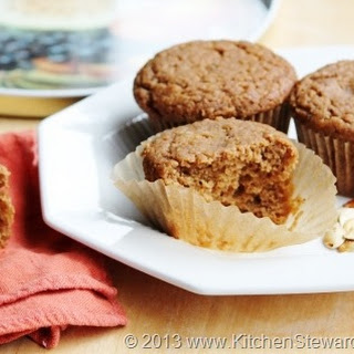 Healthy Pumpkin Muffins or Bread