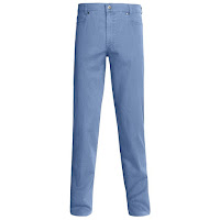 Bullock and Jones Sun-Bleached Cotton Pants - 5-Pocket (For Men)