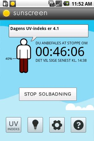 SunScreen Dansk