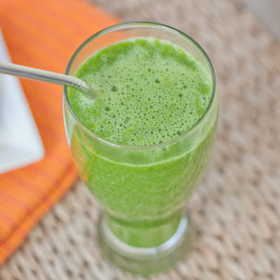 Green Lemonade Smoothie